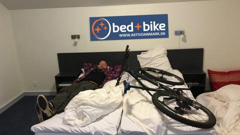 Bed+Bike – Cykelvenlige overnatningssteder i Danmark