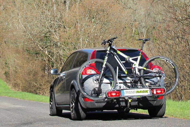 Bedste cykelholder til bil