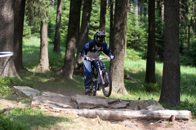 Billede: Bikepark Braunlage