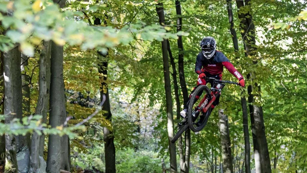 Billede: Bikepark Wintherberg