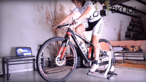 BKOOL – Hometrainer til mountainbike