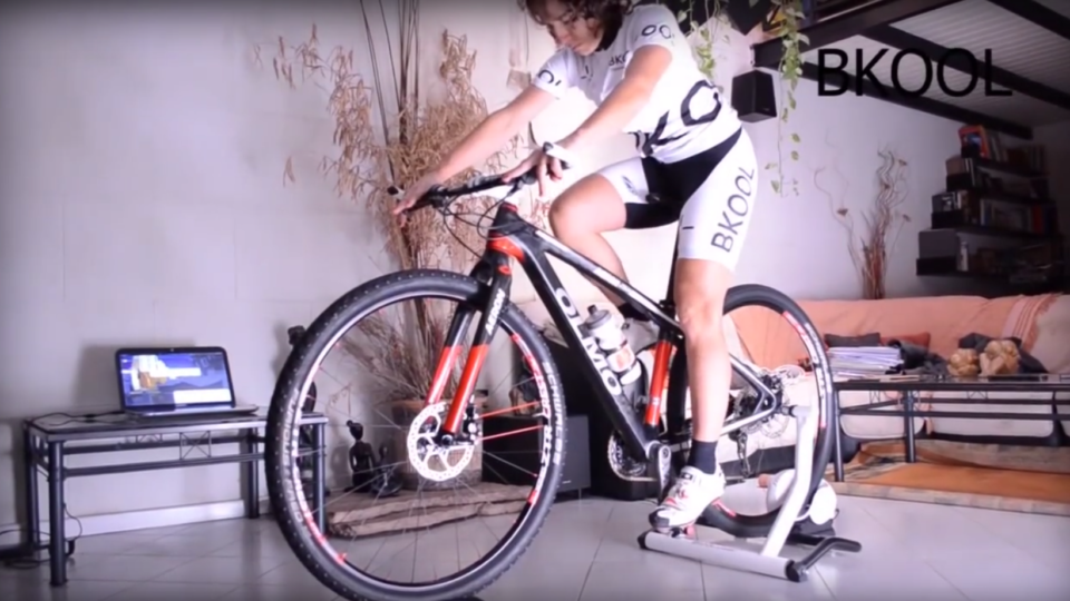 BKOOL – Hometrainer til mountainbike