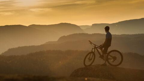 Mountainbike, Naturoplevelser og lækker mad