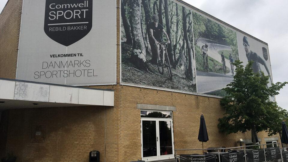 Comwell Sport – MTB i Rebild Bakker
