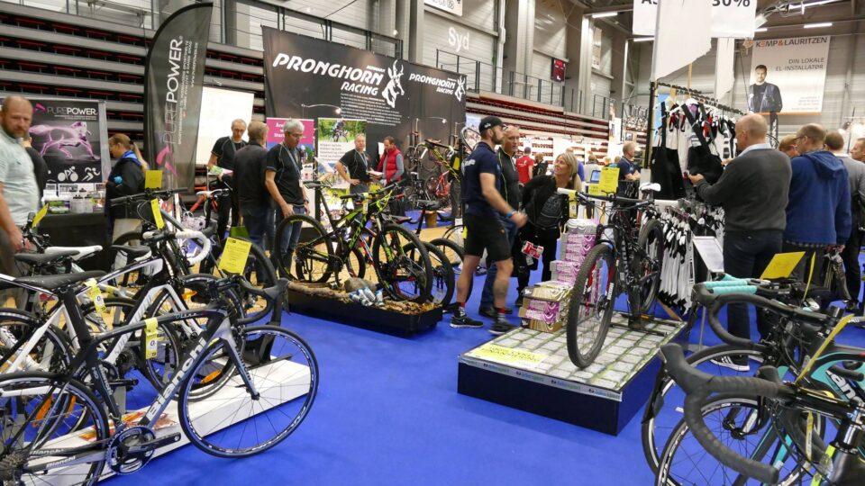 Cykelsport Messen skifter til den store klinge