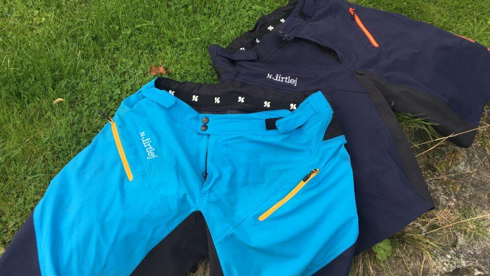 Test: Dirtlej mountainbike shorts