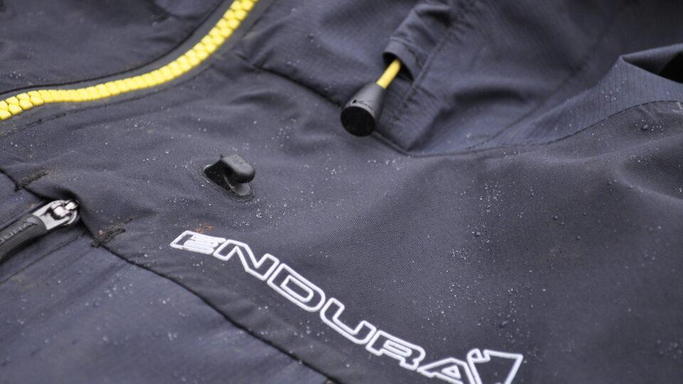 Test: Endura MT500 Waterproof Jacket II