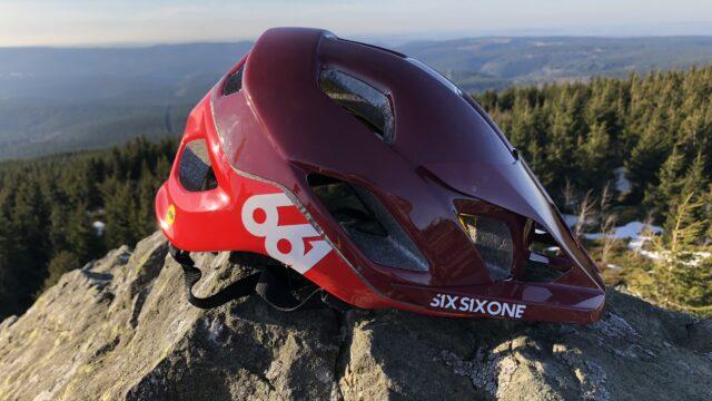 Test: 661 EVO AM cykelhjelm