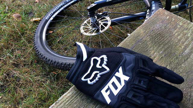 Test: Fox Dirtpaw cykelhandske