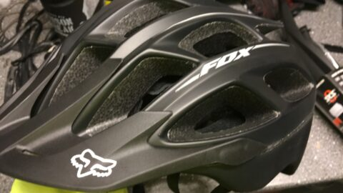 Test: Fox Striker MTB hjelm