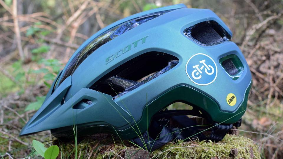 Scott Stego – en rigtig trail hjelm