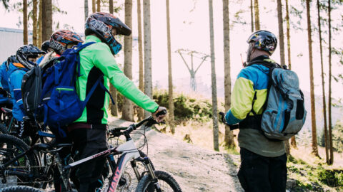Skirejseudbyder udfordrer danske mountainbikere