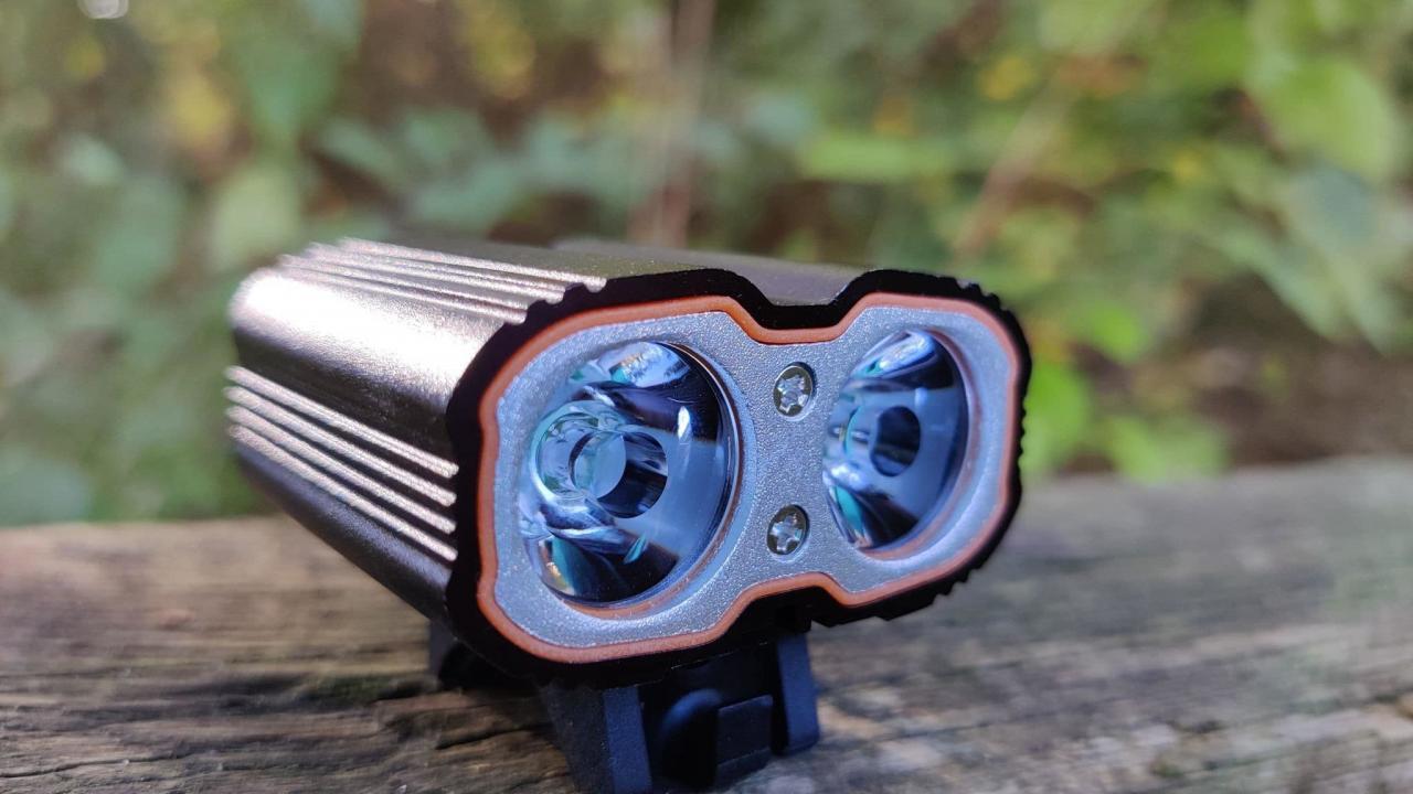 Test: Ingear LED offroad 2000 lumen lygte