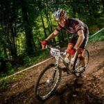 Kriger på mountainbike