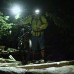Mountainbike konkurrence med Darren Berrecloth