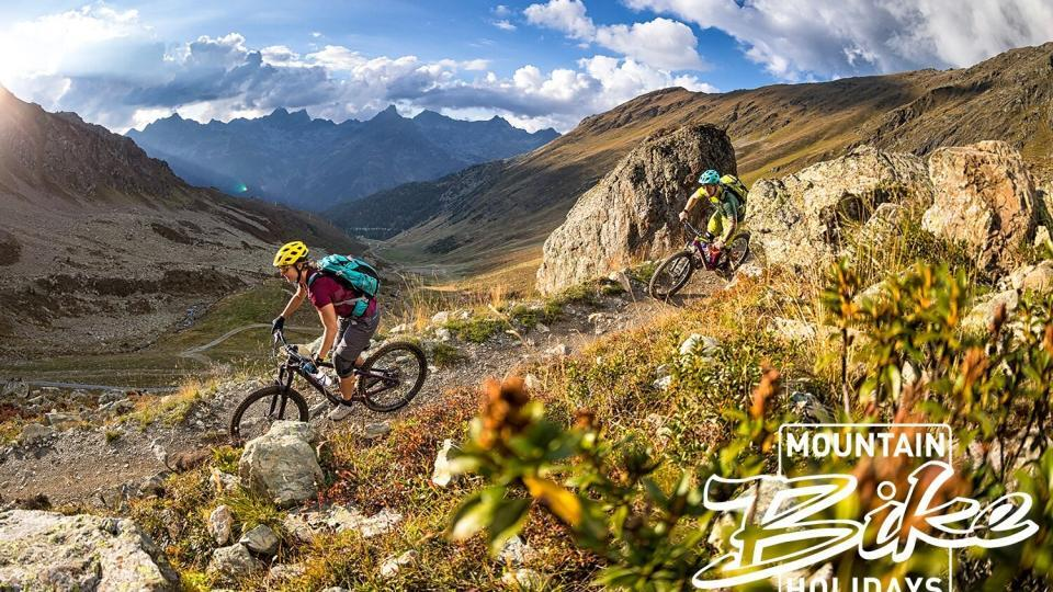 Mountain Bike Holidays – MTB ferier
