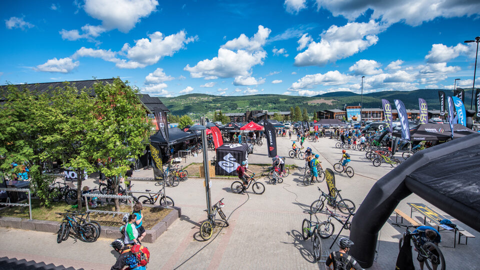 Mountainbike Festival i Trysil