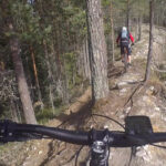 Mountainbike i Trysil – Gullia & Magic Moose