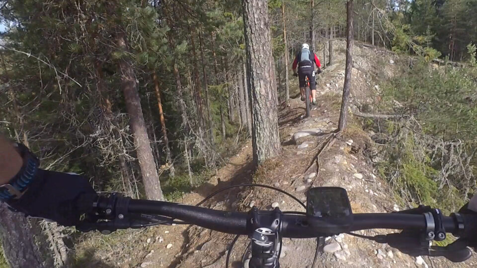 Mountainbike i Trysil – Gullia & Magic Moose