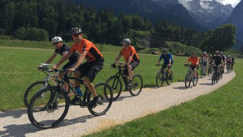 Oplev verden på mountainbike – MTB Adventure