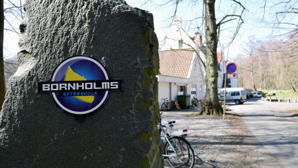 Mountainbike på Bornholms Efterskole
