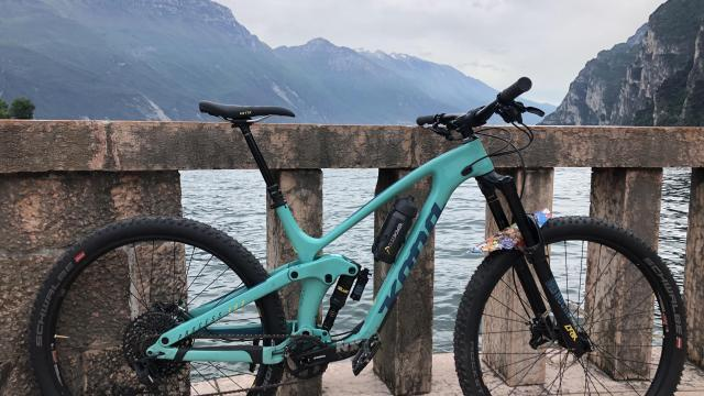 Test: Kona Process 153 CR