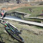 Mountainbiking i Island – uden for sæsonen