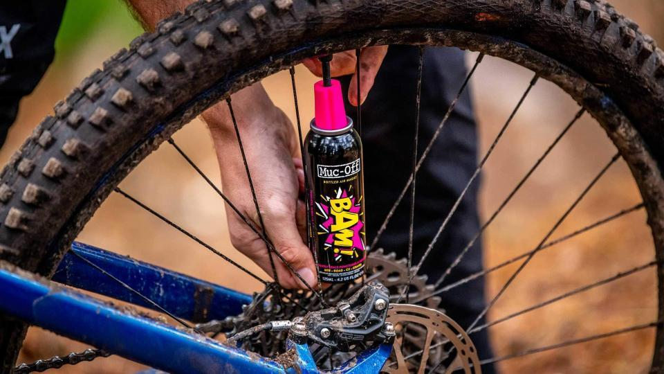 B.A.M – Muc-off puncture repair