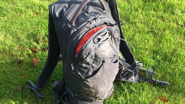 Test: Osprey raptor 10 Hydration pack