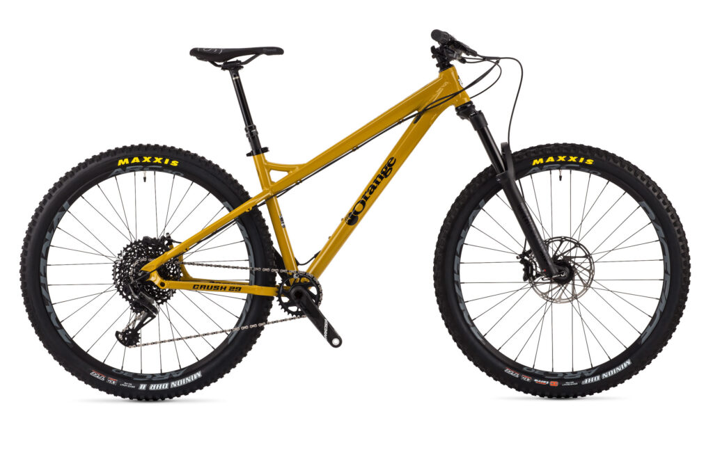 Orange Bikes Crush RS 2019