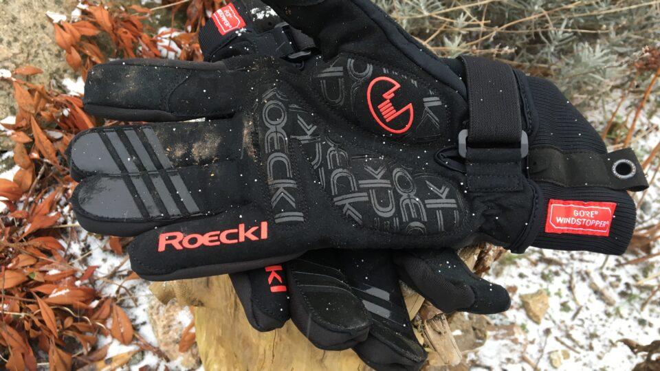 Test: MTB vinterhandsker fra Roeckl