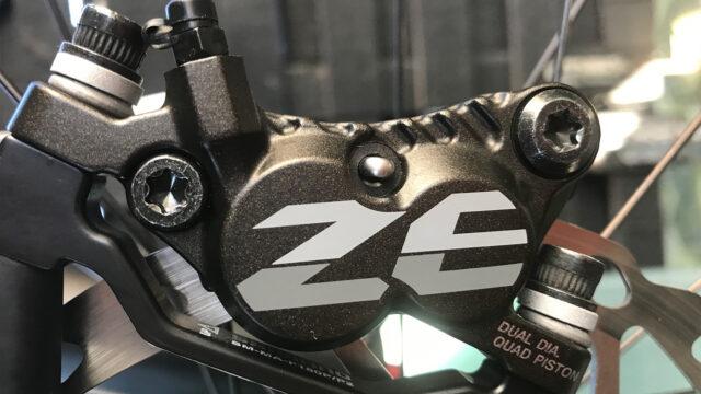 Test: Shimano ZEE bremser