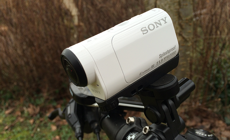 Test: SONY HDR-AZ1 Action Cam