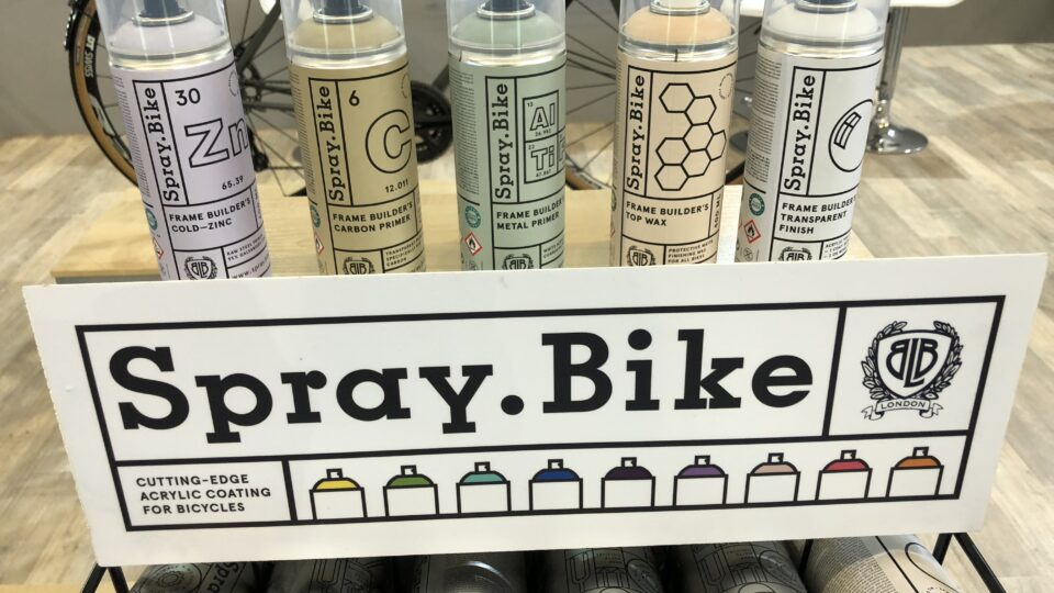 Spray.Bike – Mal din mountainbike