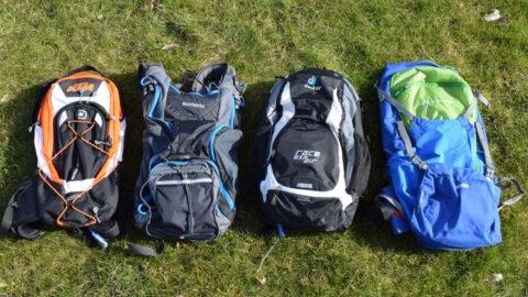 De 4 bedste rygsække til MTB