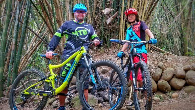 Taiwans mountainbike scene er velkommende og varm