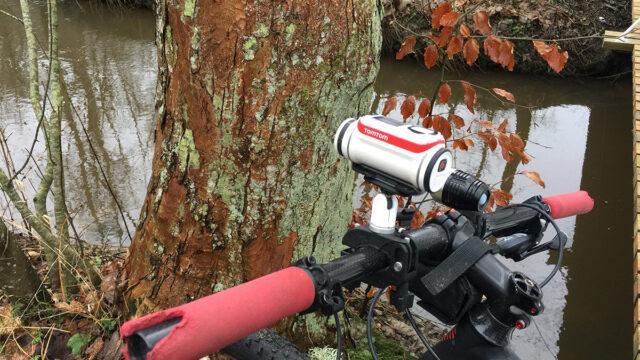 TOMTOM Bandit GPS Action Kamera
