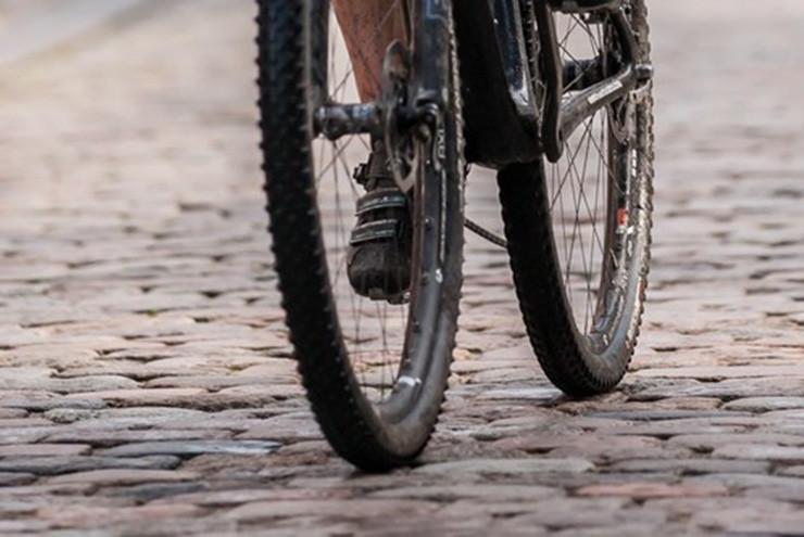 Urban MTB street race i Viborg