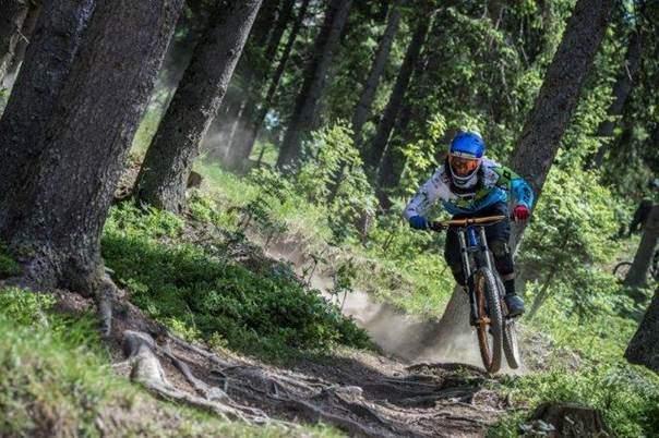 Bikepark Wagrain – Fuld fart ned af bjerget